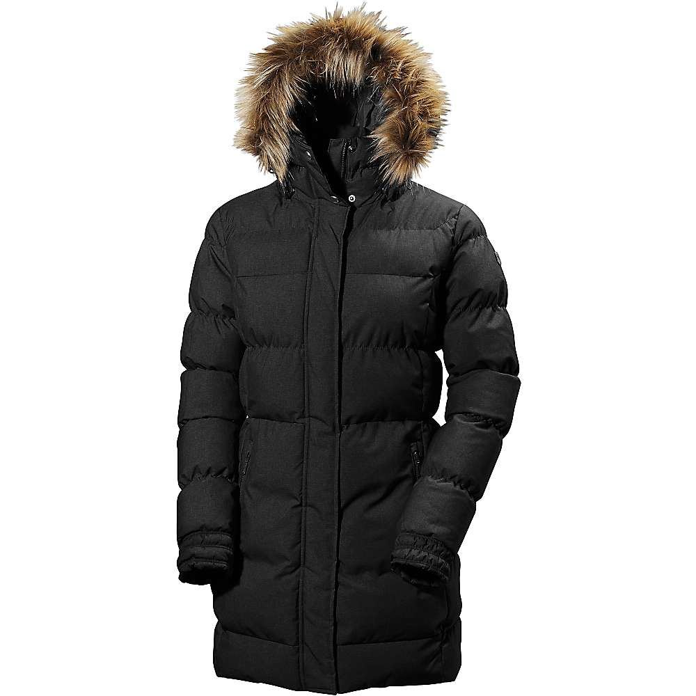 Helly Hansen Women's Blume Puffy Parka - Small - Black