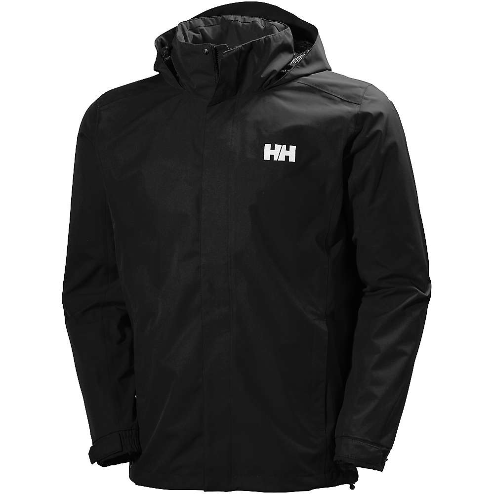 Helly Hansen Men's Dubliner Jacket - Medium - Black