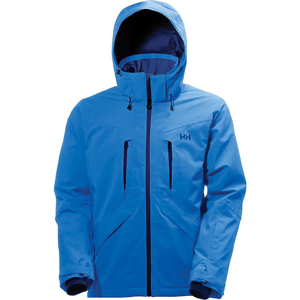 Helly Hansen Men's Juniper II Jacket - Large - Racer Blue