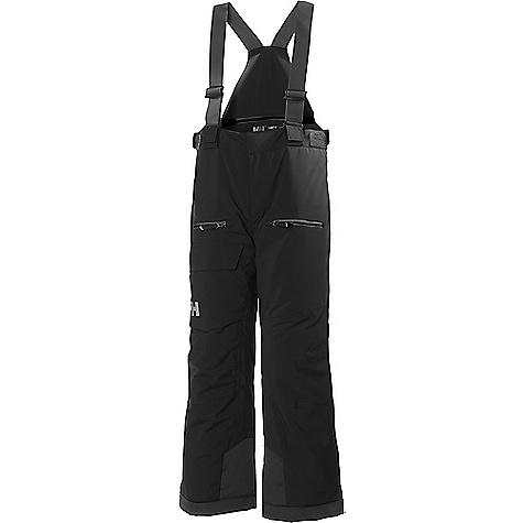 Helly Hansen Juniors' Powder Pant Black Helly Hansen Juniors' Powder Pant - Black - in stock now. FEATURES of the Helly Hansen Juniors' Powder Pant Reflective elements for visibility and safety Adjustable waist Adjustable suspenders Detachable suspenders Water resistant