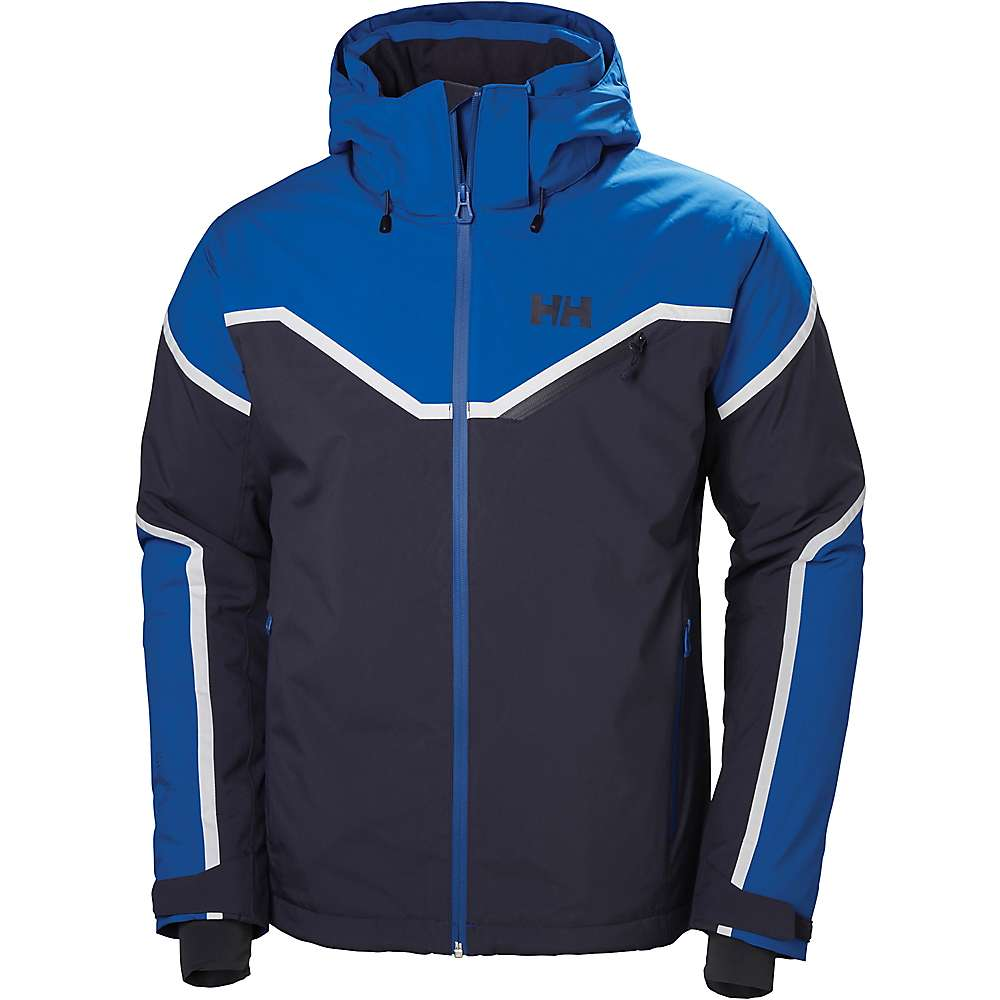 Helly Hansen Men's Roc Jacket - Medium - Olympian Blue