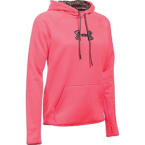 Under Armour Women's Icon Caliber Hoodie 3218282