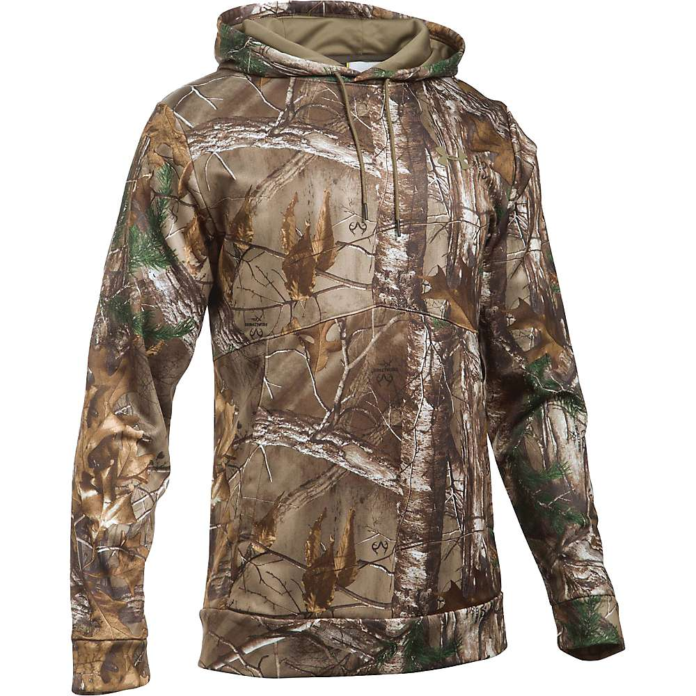 Under Armour Men's Icon Camo Hoodie - XXL - Realtree Ap-Xtra / Bayou