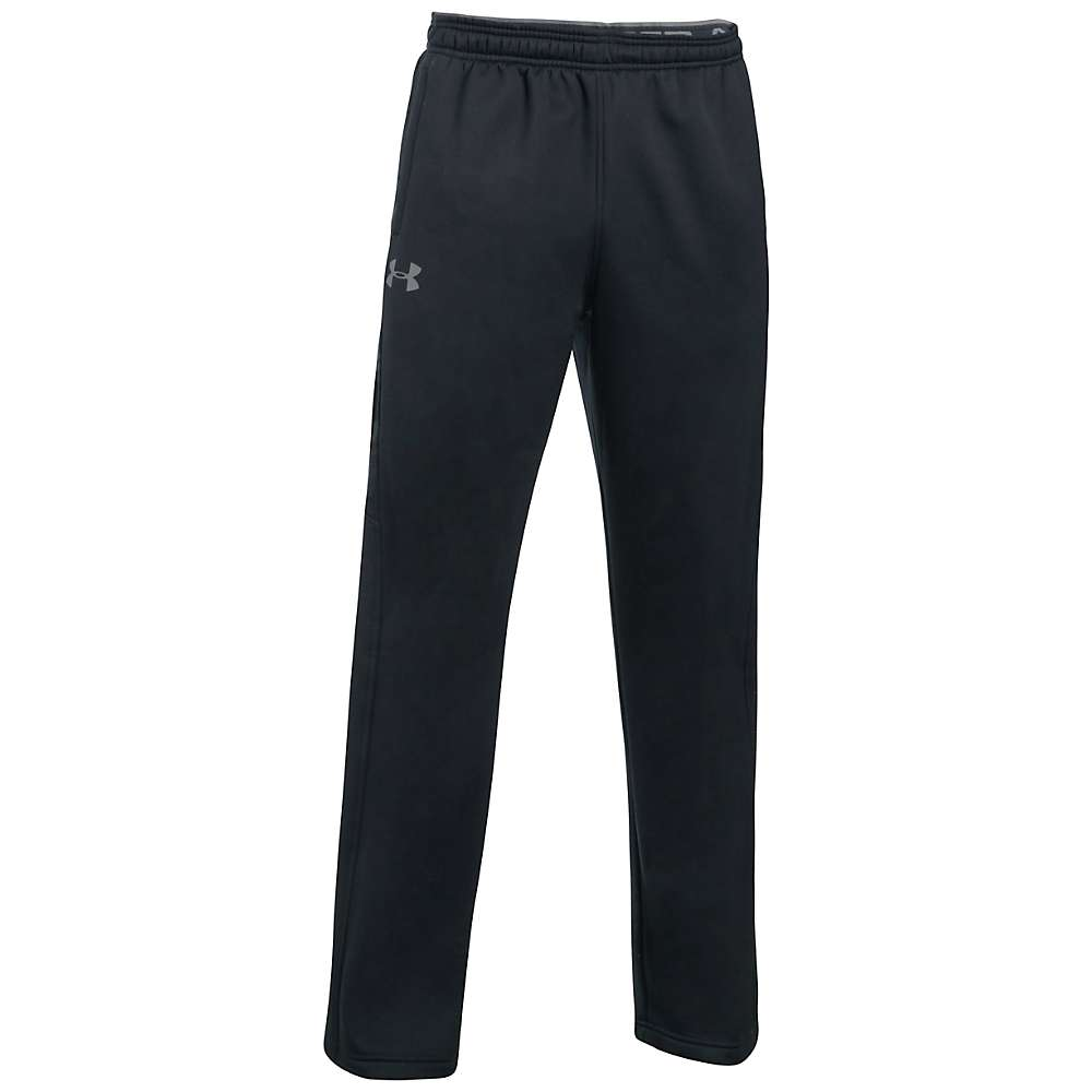 Under Armour Men's Icon Caliber Pant - XL - Black / Black Tonal Reaper / Graphite