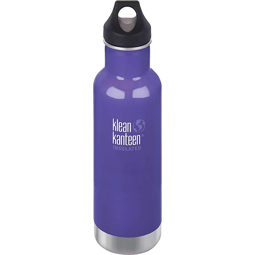 Klean Kanteen 20oz Classic Vacuum Insulated Bottle - Loop Cap