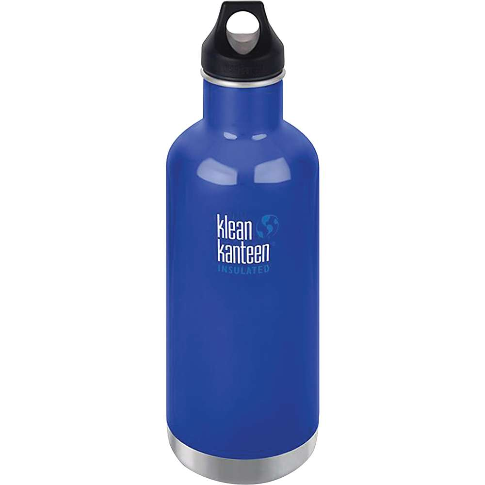 Klean Kanteen 32oz Classic Vacuum Insulated Bottle - Loop Cap