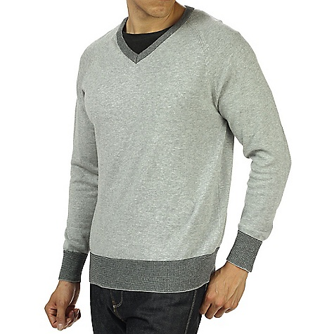Jeremiah Nathan Lightweight V Neck Sweater