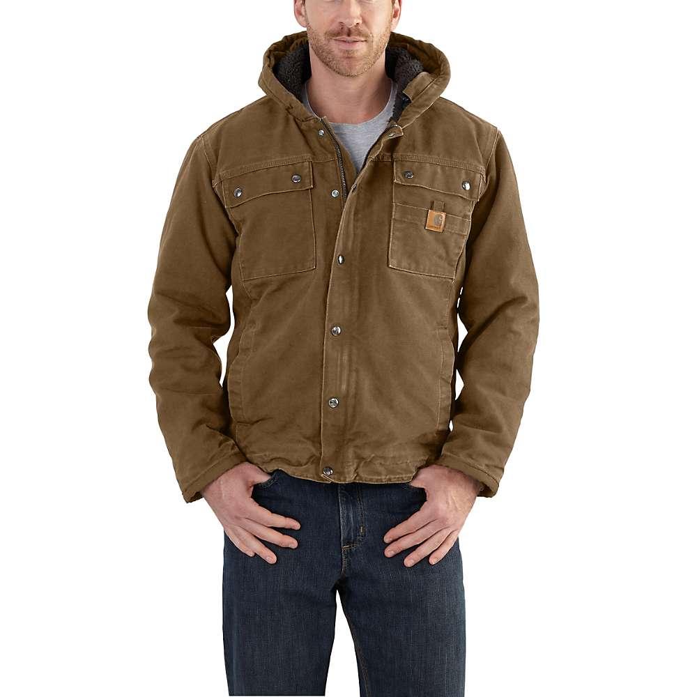 Carhartt Men's Bartlett Jacket - XL Regular - Frontier Brown