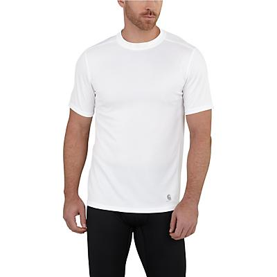 Carhartt Base Force Extremes Lightweight SS T-Shirt - White - Men
