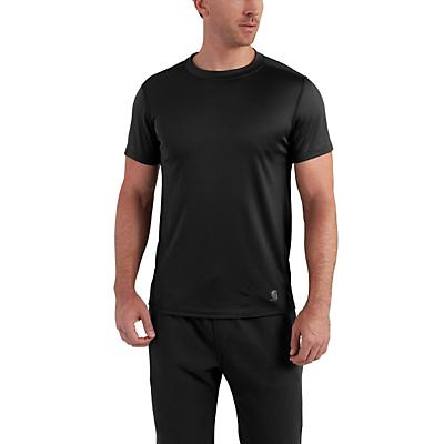 Carhartt Base Force Extremes Lightweight SS T-Shirt - Black - Men