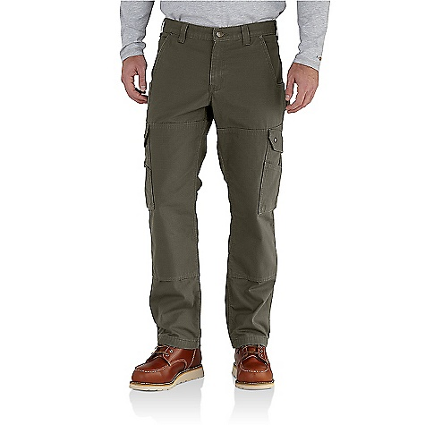 Carhartt Ripstop Cargo work Flannel Lined Pant