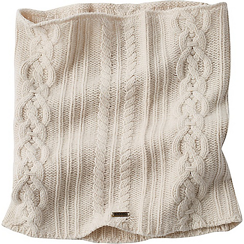 Sorel Women's Addington Lux Cowl Scarf Bisque Sorel Women's Addington Lux Cowl Scarf - Bisque - in stock now. FEATURES of the Sorel Women's Addington Lux Cowl Scarf Trim: Antique brass metal logo Perfect blend of warmth and style Cowl neck scarf