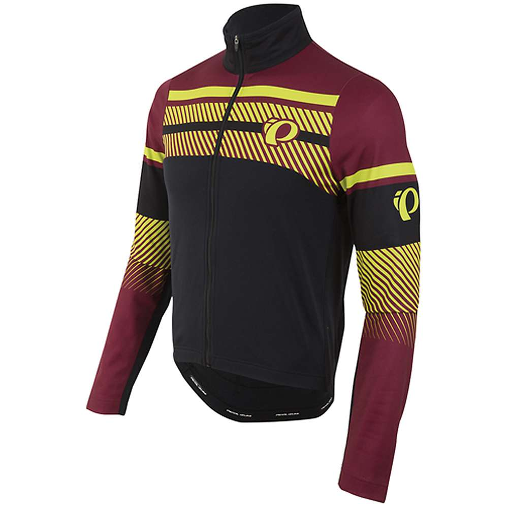 Pearl Izumi Men's SELECT Thermal LTD Jersey - Small - Subline Tibetan Red