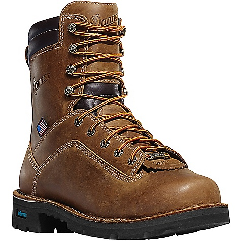 Image of Danner Men's Quarry USA 8IN NMT 400G Insulated GTX Boot