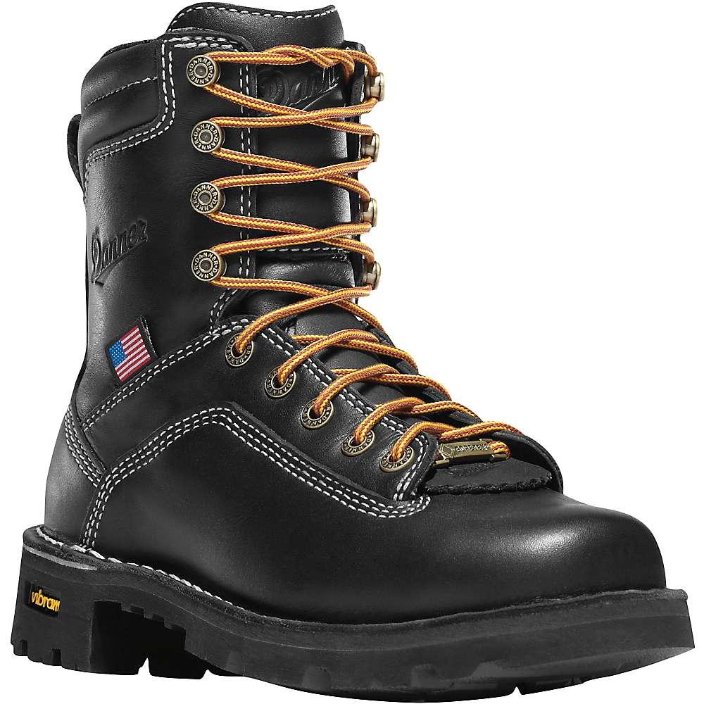 Danner Women's Quarry USA 7IN GTX Boot - 9.5 - Black