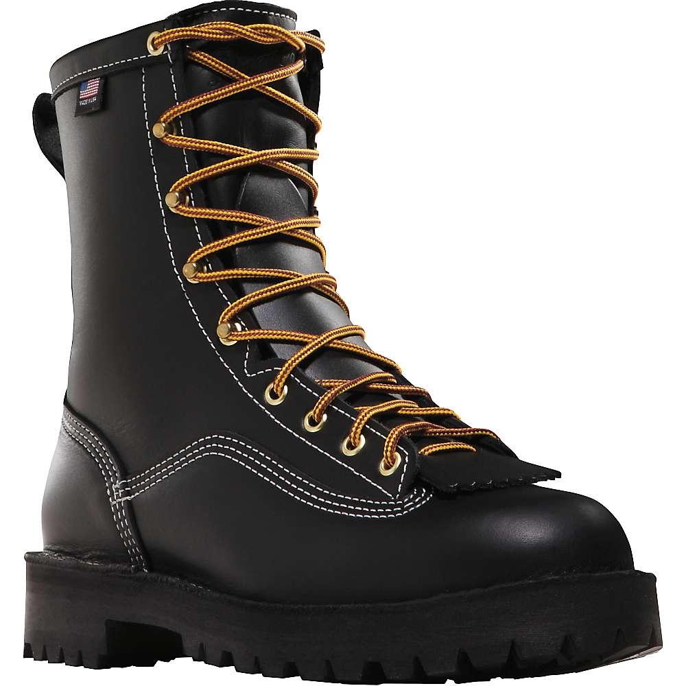 Danner Men's Super Rain Forest 200G Insulated 8IN GTX Boot - 9.5D - Black