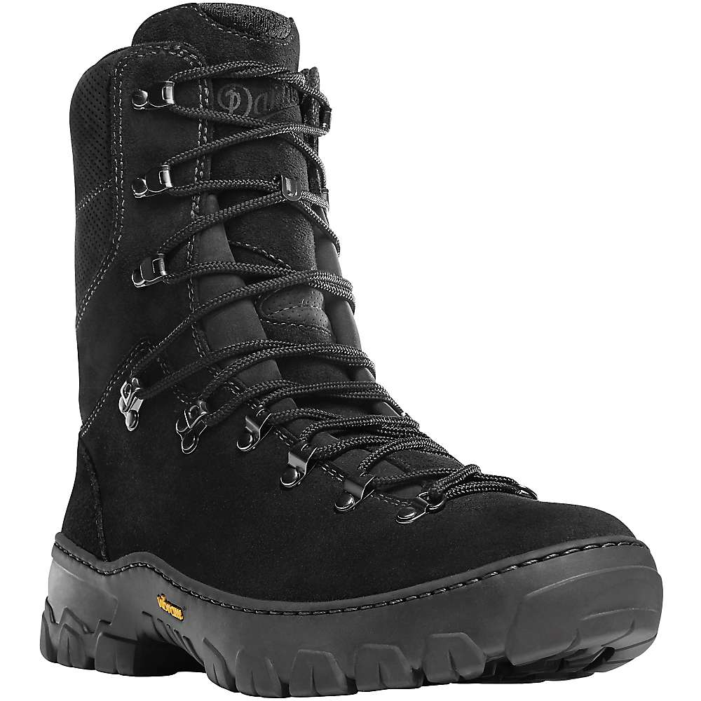 Danner Men's Wildland Tactical Firefighter 8IN Boot - 11.5D - Black
