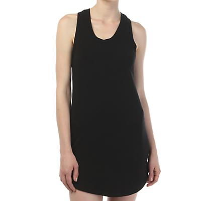 Beyond Yoga Modal Baby Terry Shift Tank Dress - Black - Women