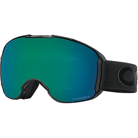 Oakley Factory Pilot Blackout Collection Airbrake XL Goggle