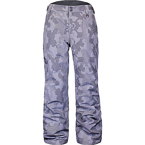 Boulder Gear Men's Front Range Pant Grey Camo Print thumbnail