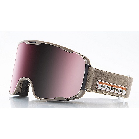 Native Treeline Polarized Goggle