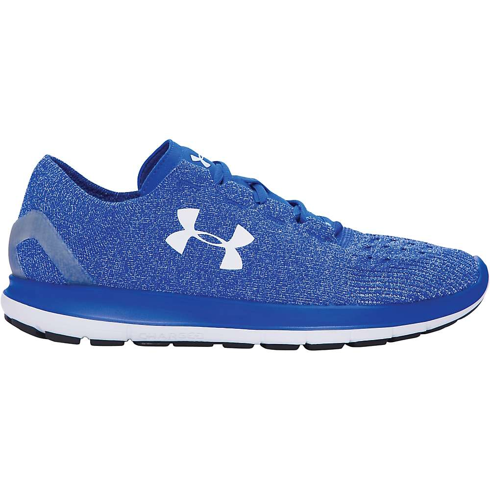 Under Armour Men's UA Speedform Slingride Shoe - 12 - Ultra Blue / White / White