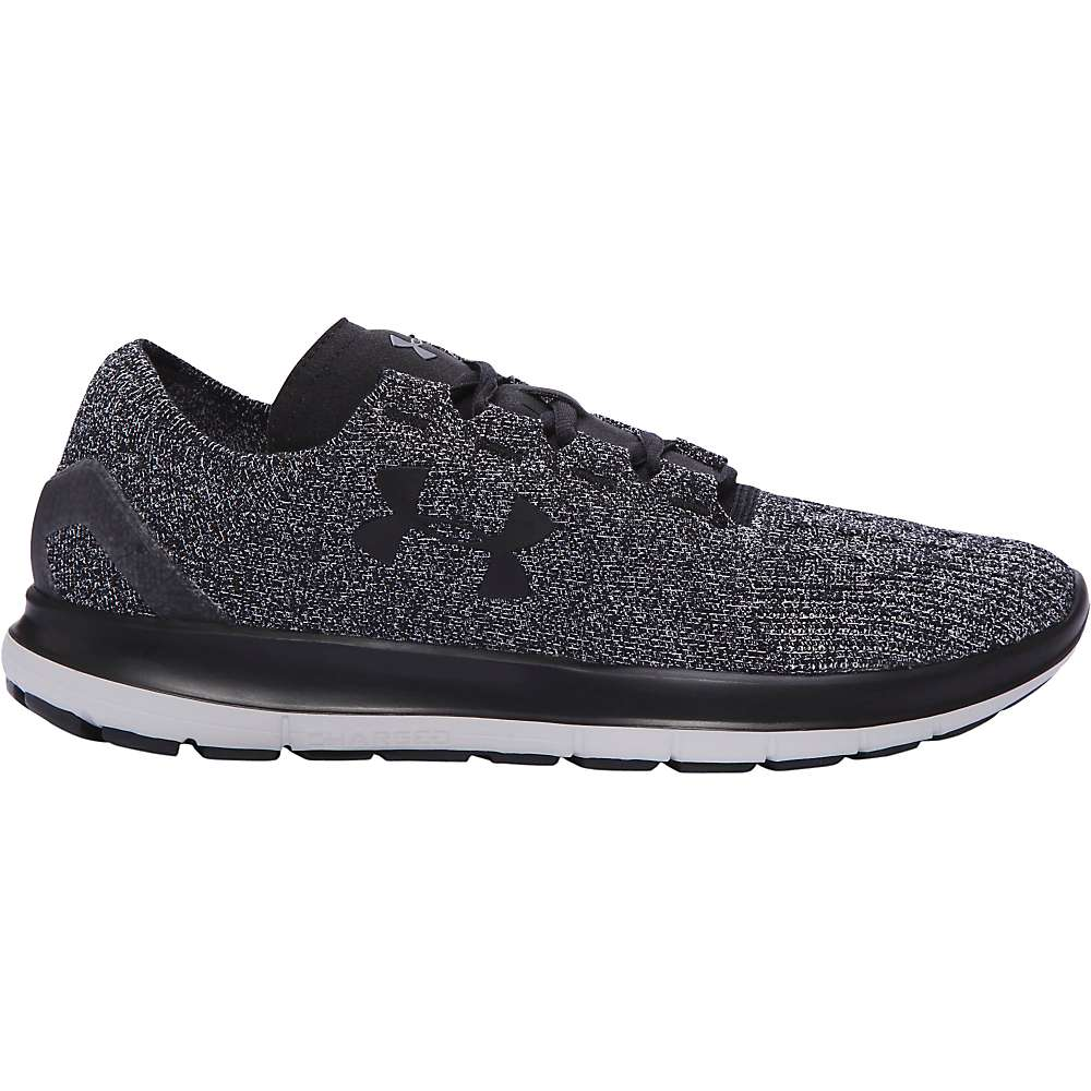 Under Armour Men's UA Speedform Slingride Shoe - 9.5 - Glacier Gray / Black / Black