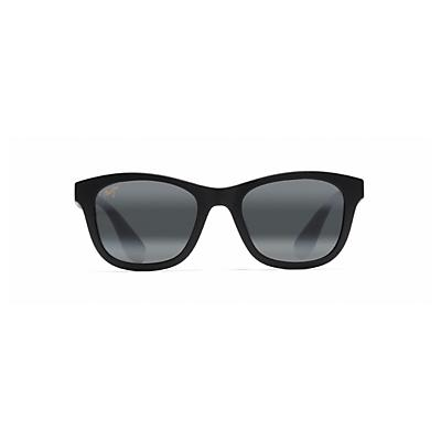 Maui Jim Hana Bay Polarized Sunglasses - Matte Black / Neutral Grey