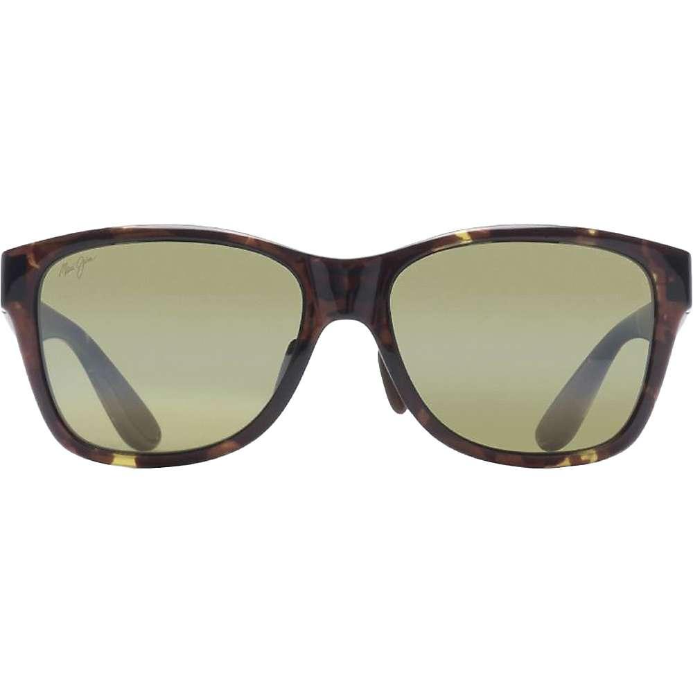 Maui Jim Road Trip Polarized Sunglasses - One Size - Olive Tortoise / Maui HT