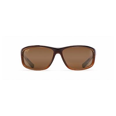 Maui Jim Spartan Reef Polarized Sunglasses - Redfish / HCL Bronze