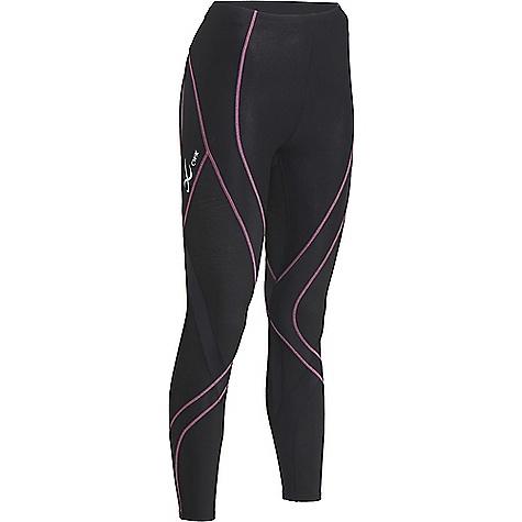 Cw X Women's Insulator Endurance Pro Tights Black / Soft Pink