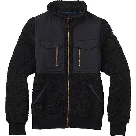 Burton Bolden Full-Zip Fleece Jacket