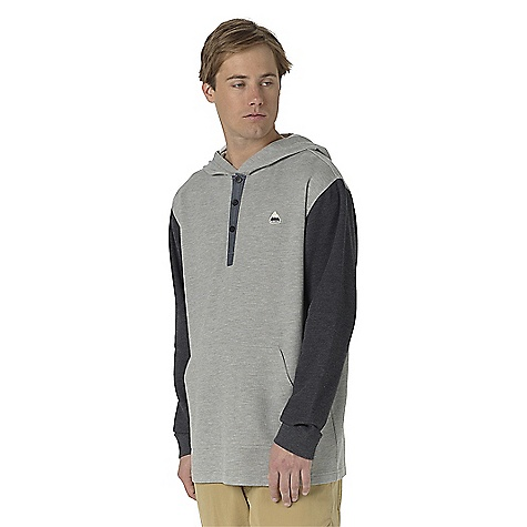 Burton Dexter Hooded Henley Top