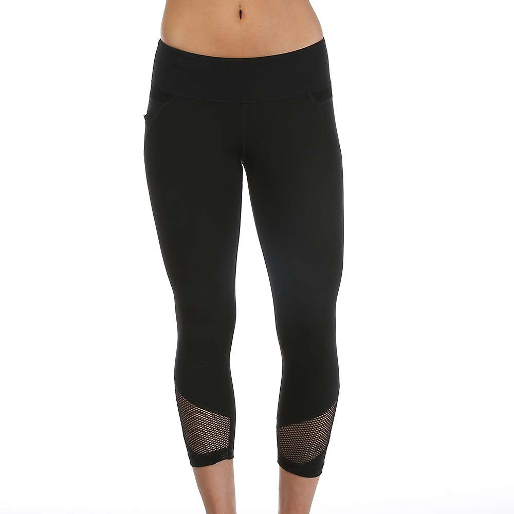Vimmia Women's Edge Capri - Large - Black