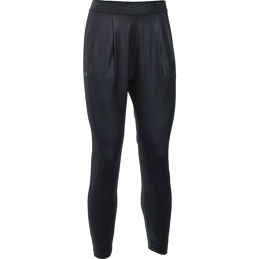 Under Armour Women's City Hopper Harem Pant - XS - Black / Gray Area