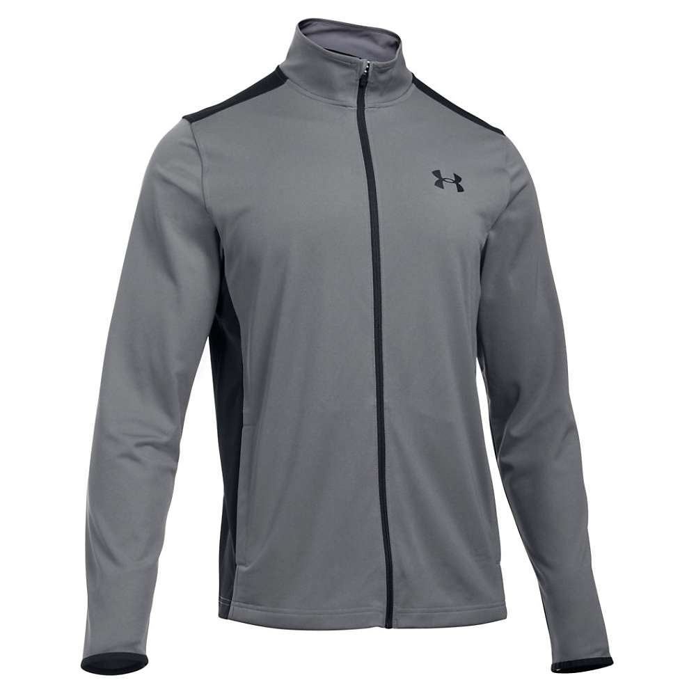 Under Armour Men's Maverick Jacket - XL - Graphite / Black / Black