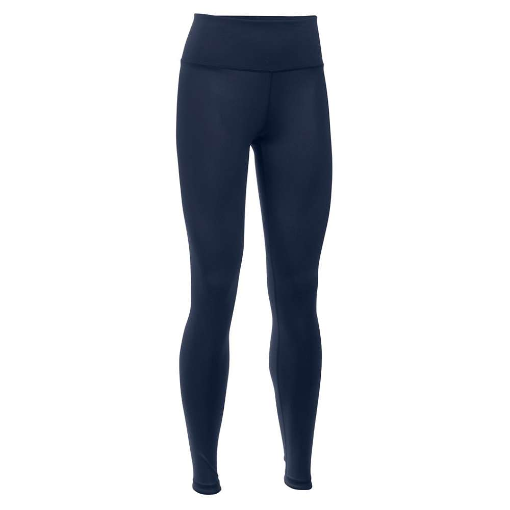 Under Armour Women's Mirror Hi Rise Shine Legging - XS - Midnight Navy / Faded Ink