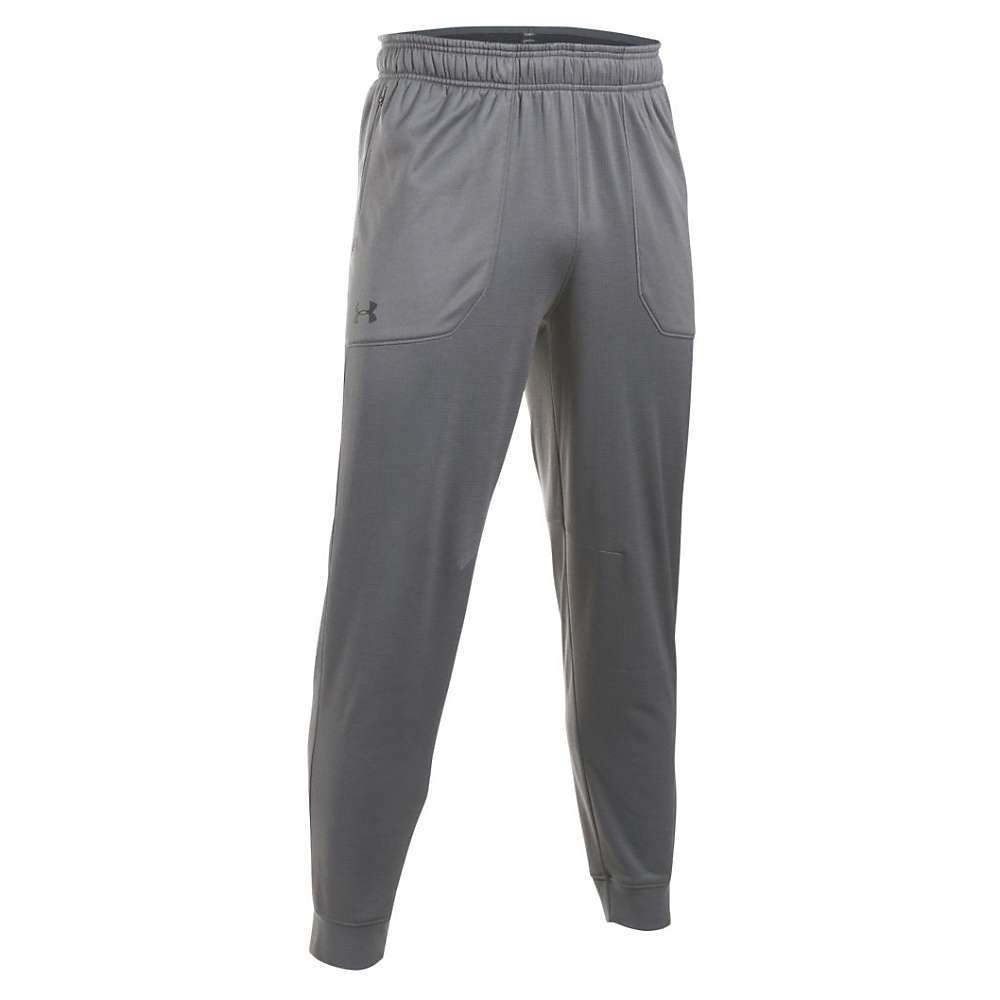 Under Armour Men's UA Scope Fleece Pant - XXL - Graphite / Black