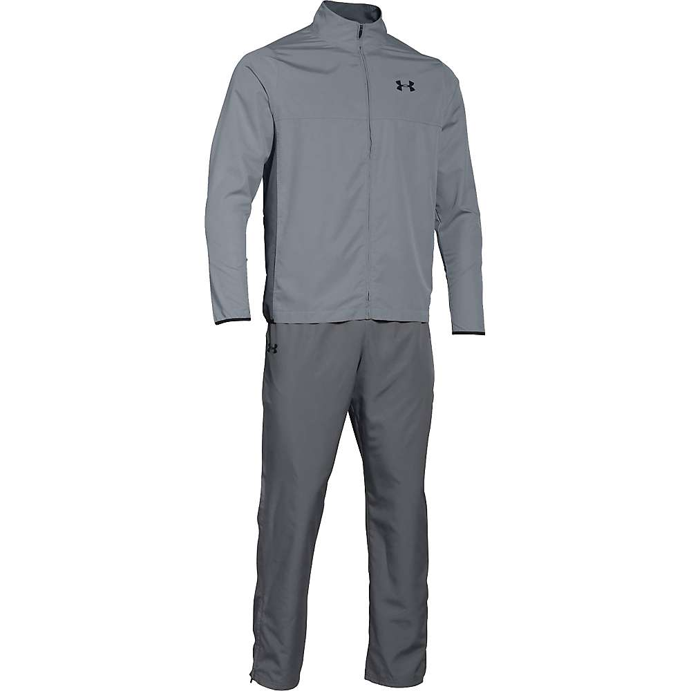 Under Armour Men's Vital Warmup Suit - Small - Graphite / Black