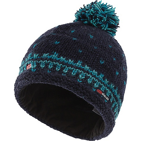 Sherpa Gulmi Hat Rathee F18 Sherpa Gulmi Hat - Rathee F18 - in stock now. FEATURES of the Sherpa Gulmi Hat Hand knit in small women co-ops