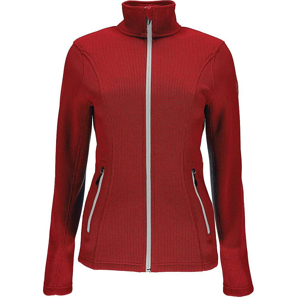 Spyder Women's Endure Full Zip Midweight Jacket - Medium - Red