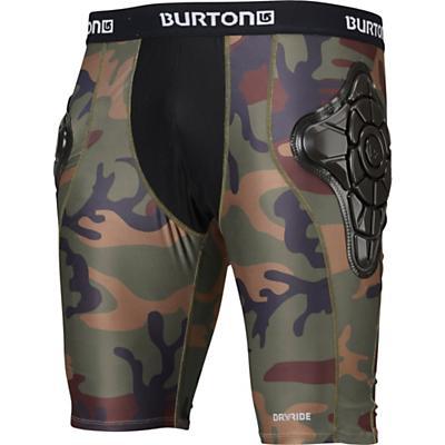 Burton Total Impact Short - Highland Camo - Men