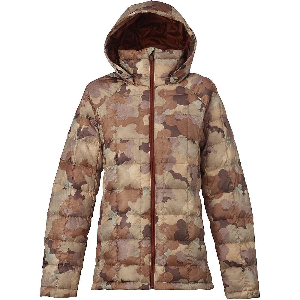 Burton Women's [ak] Baker Down Insulator Jacket - Small - Storm Camo thumbnail