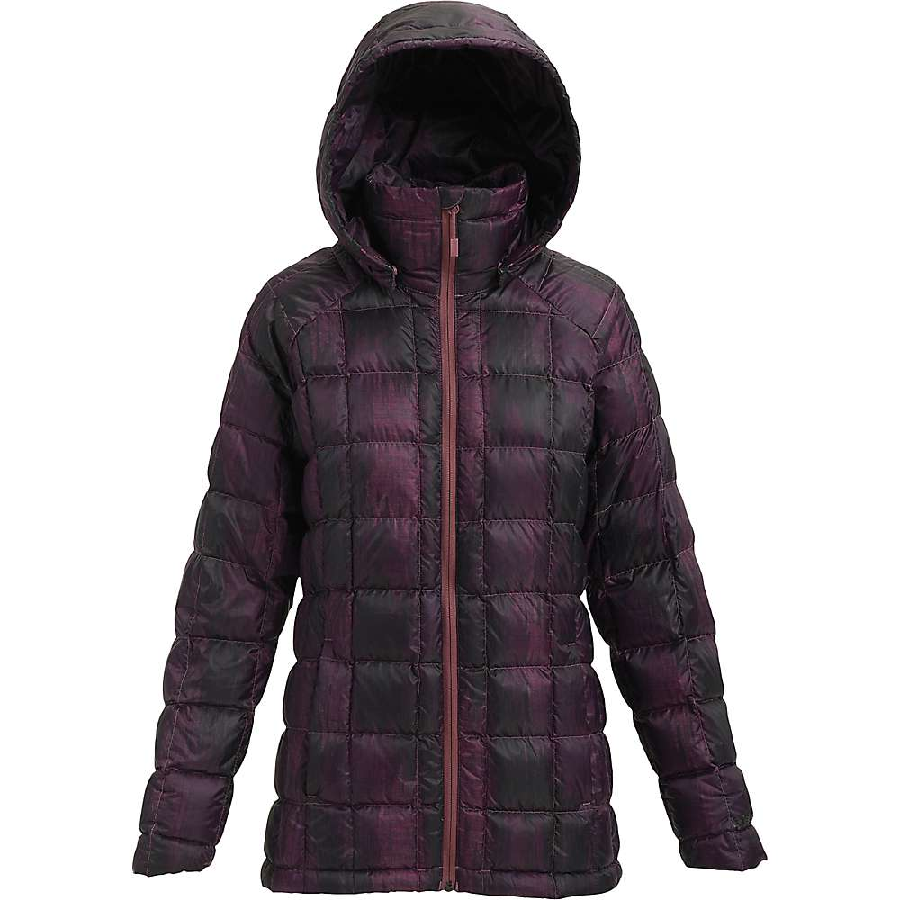 Burton Women's [ak] Baker Down Insulator Jacket - Small - Drip Camo thumbnail