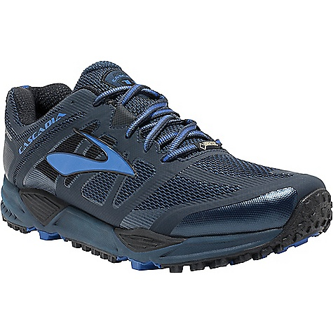 Click here for Brooks Mens Cascadia 11 GTX Trail Running Shoe prices