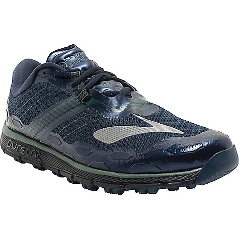 Click here for Brooks Mens PureGrit 5 Trail Running Shoe prices