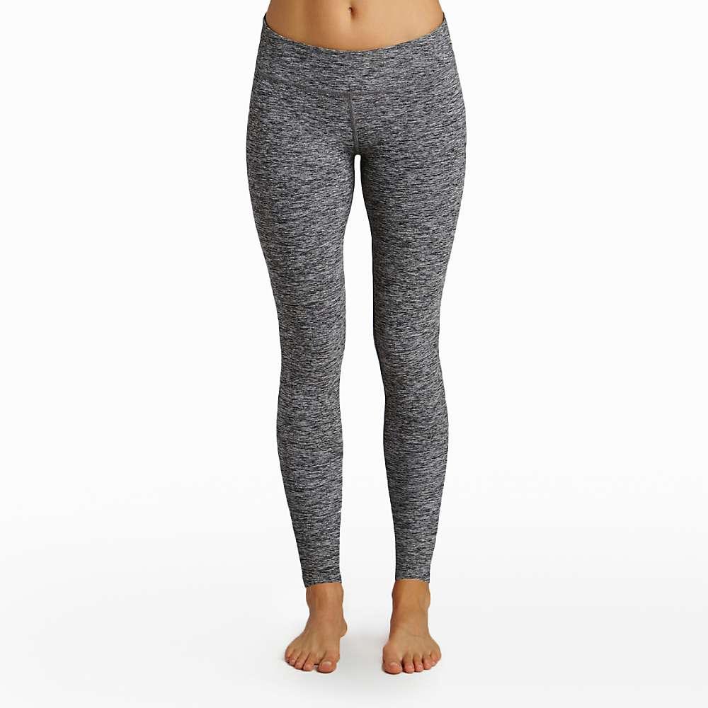 Beyond Yoga Women's Spacedye Capri Legging - XL - Black Space Dye