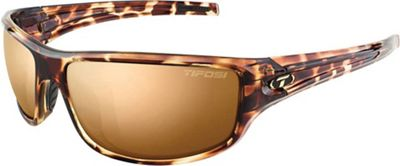 Tifosi Bronx Polarized Sunglasses - One Size - Tortoise