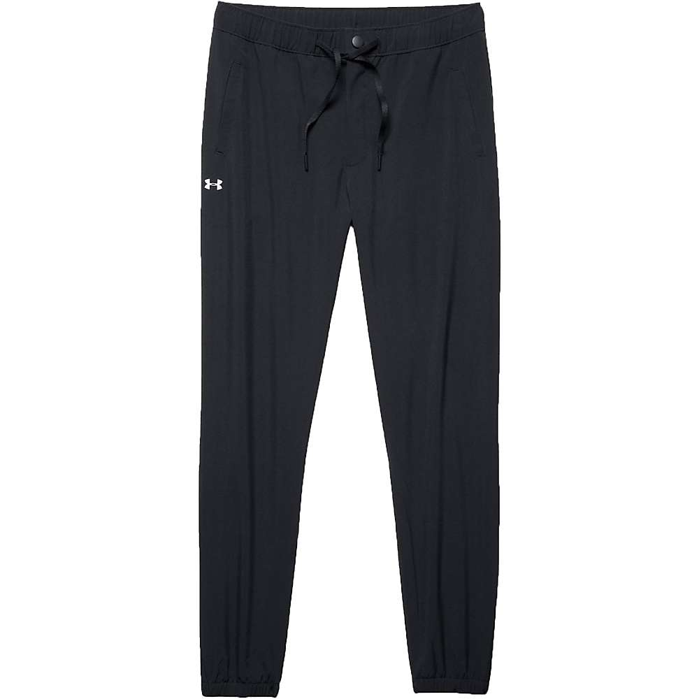 Under Armour Women's Easy Pant - XL - Black / Silver
