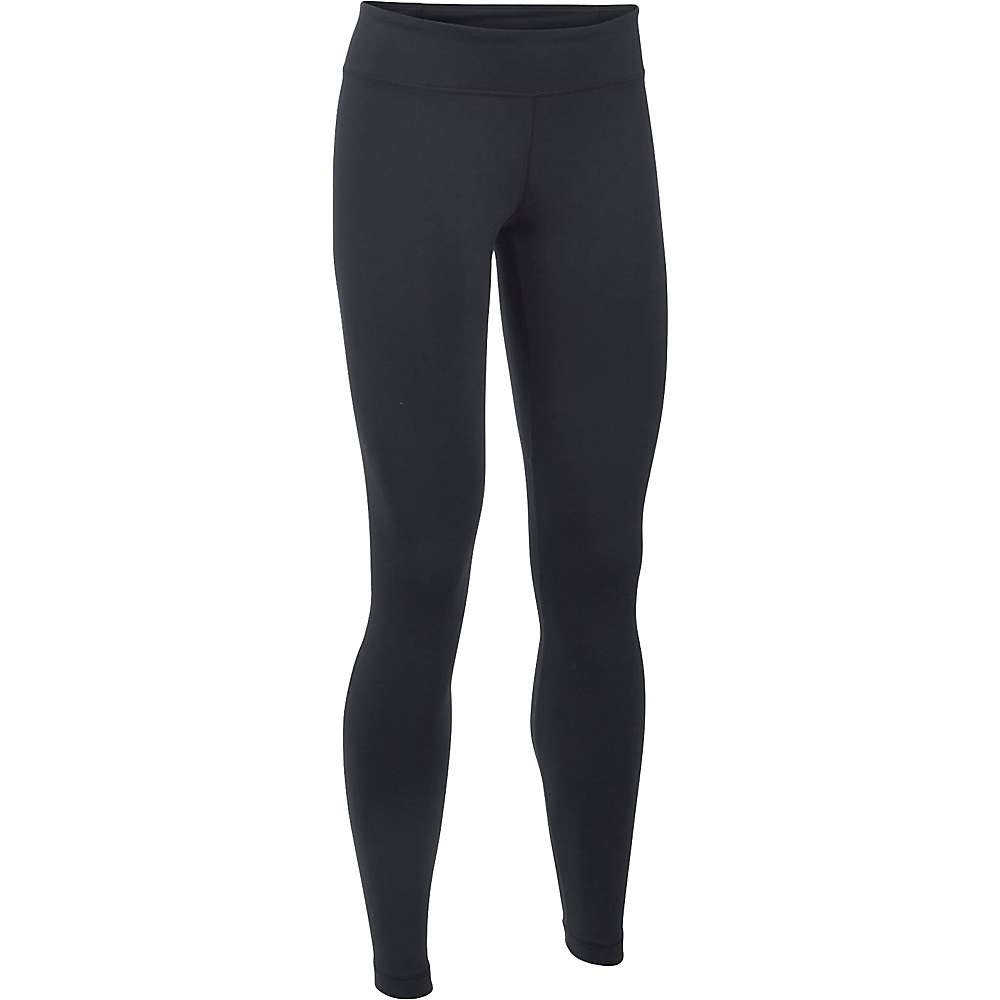 Under Armour Women's Mirror Legging - XL - Black / Silver